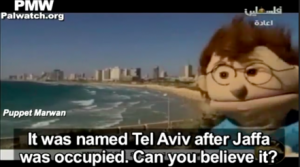 "PA TV for children: All of Israel is ""occupied"" and ""will return to us."" Played on official PA TV, March 6, May 15 and May 23, 2015. Source: PMW"