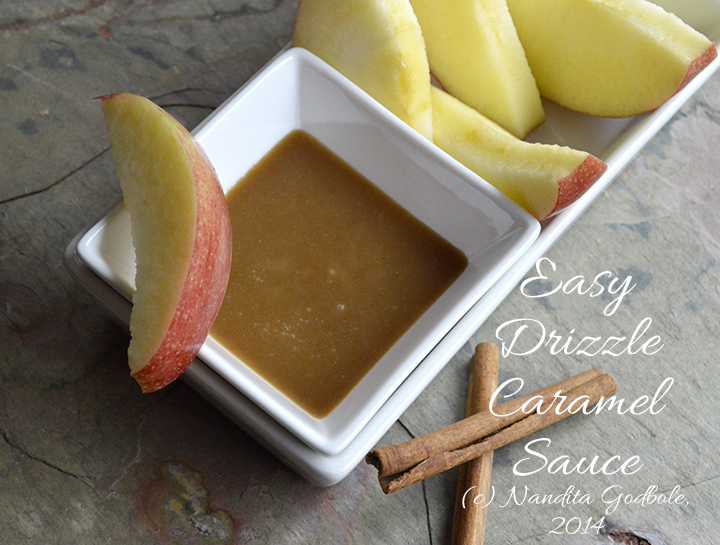 Easy Drizzle Caramel Sauce