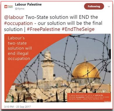 Labour Friends of Palestine Oct 17