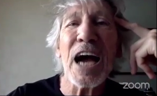 Roger Waters Gaza Tunnel Collapse