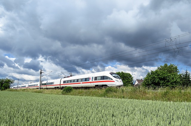 Siemens which manufactures the InterCity (ICx) series of High Speed Trains plans to release their latest offering the ICE4 with full service expected from December 2017.