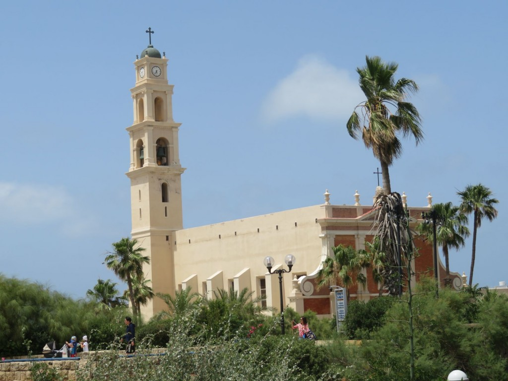 Church in Jaffa