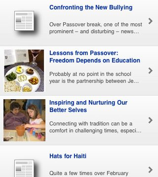 Applaud Mobile: An App to Help Jewish Organizations & Congregations Connect to their Mobile Community