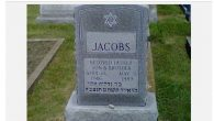 A Photo of a Tombstone on Facebook