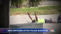 Therapist Charles Kinsey was shot by a North Miami police officer. Courtesy of NBC