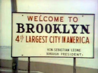 Iconic Brooklyn sign
