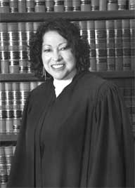 Judge Sonia Sotomayor's up-by-your-bootstraps story speaks to both the Hispanic and Jewish communities, observers say.