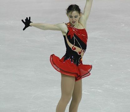 Last-minute Israeli ruling keeping figure skater Tamar Katz out of the Vancouver Olympics.