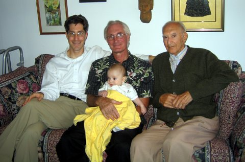 Four Generations of Meszlers