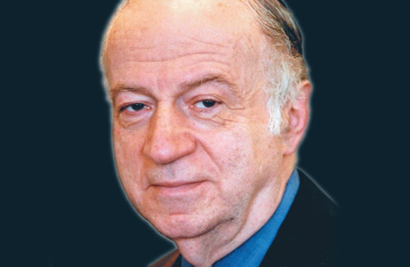 Claims Conference chair Julius Berman