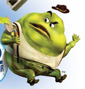 Mucinex guy from American TV commercials