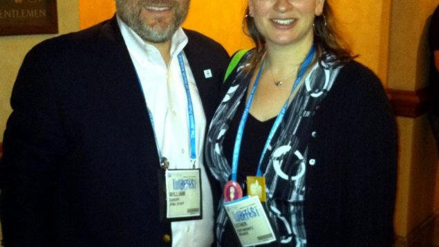 The King & Queen of the Jewish Twittersphere: William Daroff & Esther Kustanowitz