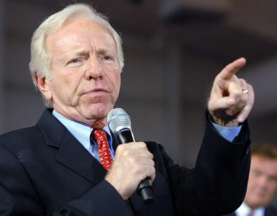 Sen. Joe Lieberman (I-Conn.)