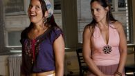 """Ydaiber Orozco and Mariana Parma as sisters in """"Memory is a Culinary Affair."""""""