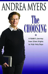 Rabbi Myers' memoir is joyful, but hers is a hard-won joy, and her brand of Judaism is embracing of all.