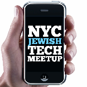 The NYC Jewish Tech Meetup seeks to bring together Jews who tech for face-to-face networking.