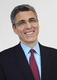 """Reform leaders call the tactics being used against Rabbi Rick Jacobs, above, """"witch-hunting and demagoguery."""""""
