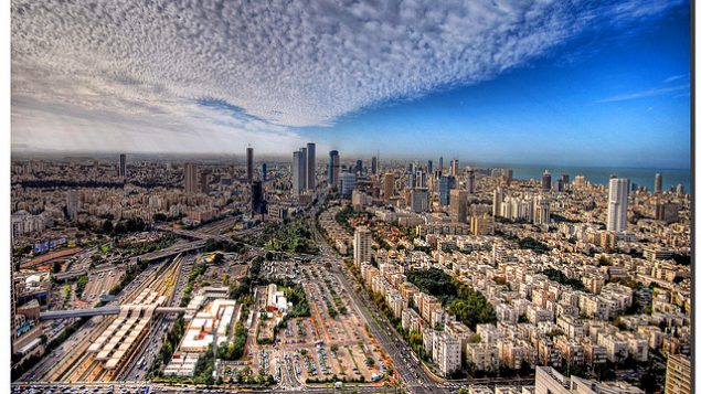 Ron Shoshani's photo art captures Israel in a beautiful light