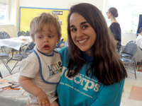 JCorps organizes 5,000 young Jews each year to volunteer in cities around the world.