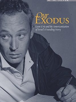 "The cover of M.M. Silver's ""Our Exodus."""