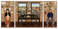 Simon Dinnerstein: The Fulbright Triptych and Selected Works