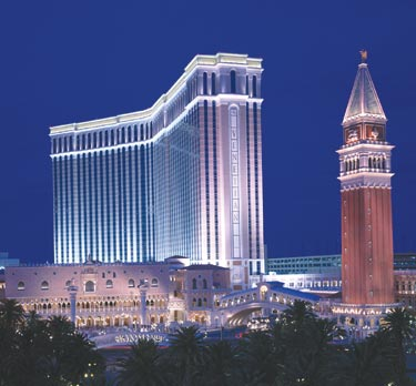 The Venetian Hotel in Las Vegas, where March TribeFest 2 is to be held.
