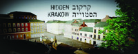 """Hidden Krakow,"" a simulation game under development, aims to teach players about Jewish life in pre-war Poland."