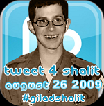 The Free Gilad Shalit Campaign gained traction early on Twitter