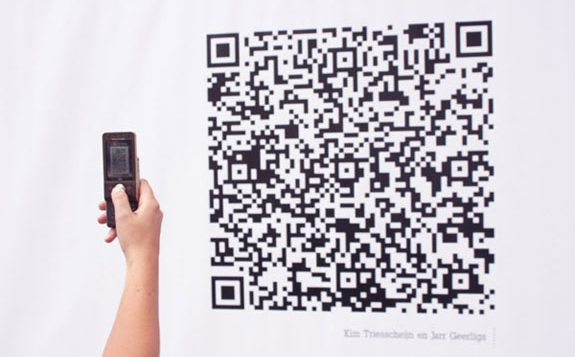 How will QR codes be the next big thing in Jewish education?