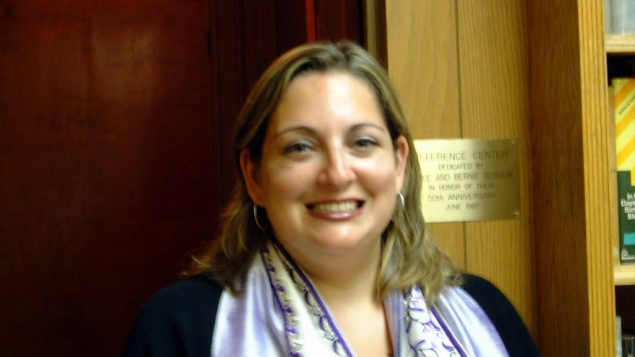 Rabbi Bellows is rabbi of Temple B'nai Torah in Wantagh. A graduate of Brandeis University, she was ordained by HUC-JIR in 2004.