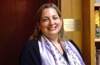 Rabbi Bellows serves as rabbi of Temple B'nai Torah in Wantagh. A graduate of Brandeis University, she was ordained in 2004.