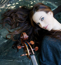 "Cellest Maya Beiser team up with Pianist Pablo Ziegler for ""Canyengue, The Soul of Tango."""