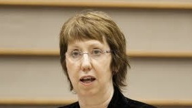 Catherine Ashton (photo credit: courtesy EU)