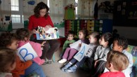 Kindergarten children in their classroom (illustrative photo; credit: Edi Israel/Flash90)