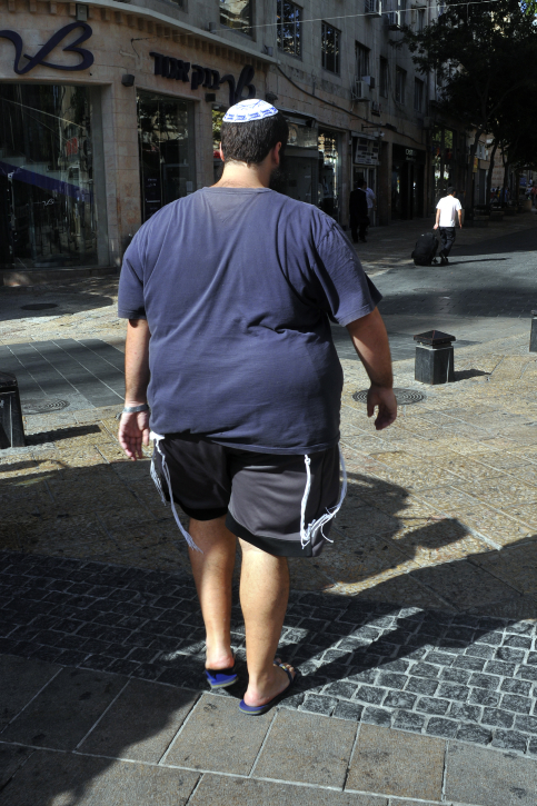 'If you are English, South African, Australian or just overweight, you will be considered American by Israelis.' (photo credit: Serge Attal/Flash 90)