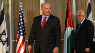 Abbas will send a letter to Netanyahu in the coming days (photo credit: Kobi Gideon/Flash90)