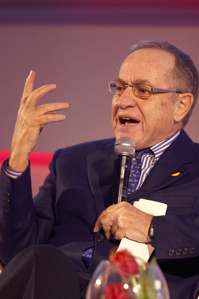 Diversity is important. Alan Dershowitz (photo credit: Gidon Markowicz/Flash90)