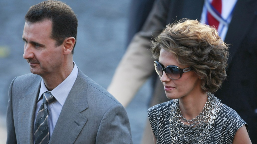 Legislators target British citizenship of Assad's wife
