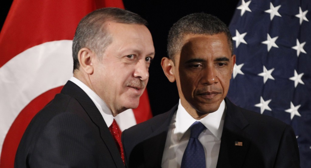 turkey and israel relationship with obama