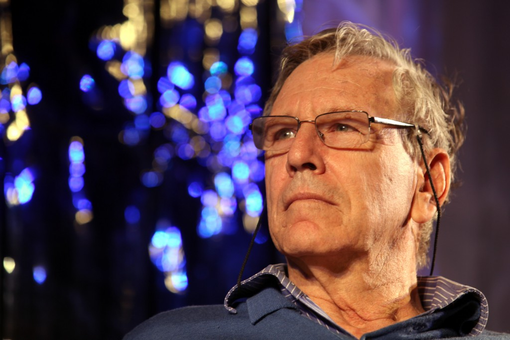 Amos Oz (photo credit: Yossi Zamir/Flash 90)