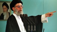 Iran&#039;s Supreme Leader Ayatollah Ali Khamenei (photo credit: Kamran Jebreili/AP)