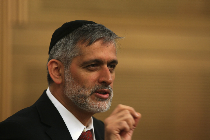 Interior Minister Eli Yishai (photo credit: Kobi Gideon/Flash90)