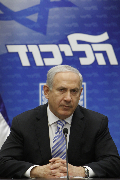 Are Benjamin Netanyahu and the Likud the safest bet? (photo credit: Miriam Alster/Flash90)