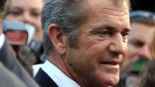 Mel Gibson at Cannes 2011 (photo credit: CC, Georges Biard, wikipedia)