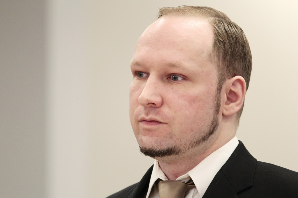Norway shooter says he would do it again   The Times of Israel