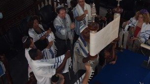 The Kingston synagogue has a mix of influences, creating a unique Jamaican Judaism. (photo credit: courtesy)