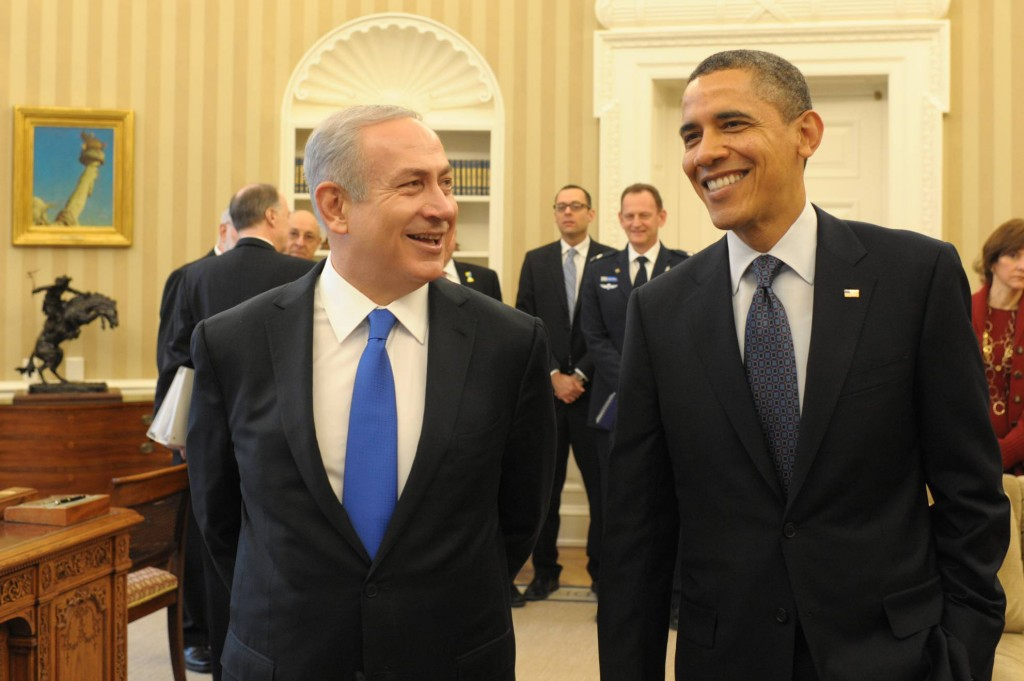 benjamin netanyahu and obama relationship with father