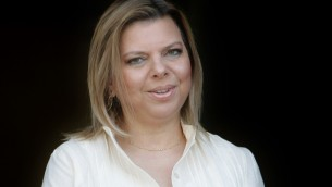 Sara Netanyahu, wife of the Prime Minister (photo credit: Kobi Gideon/Flash90)