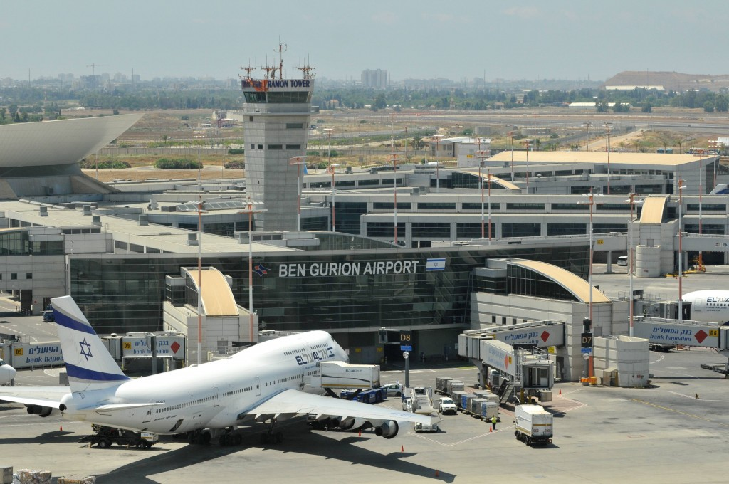 Ben Gurion International airport (photo credit: Yossi Zeliger/flash90 )