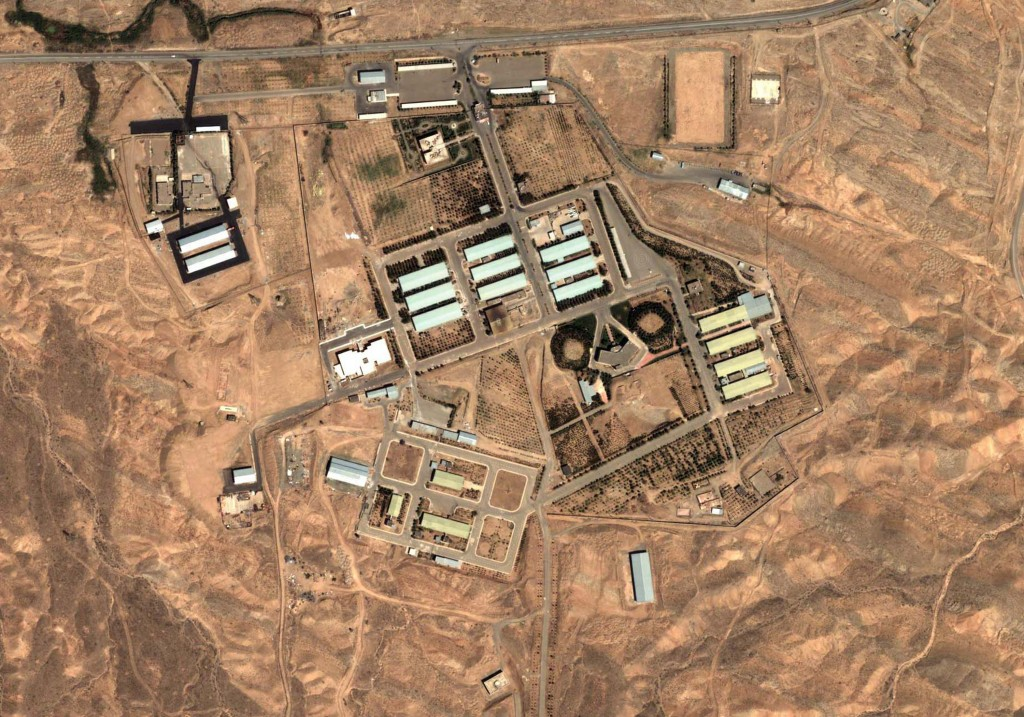 Massive Blast Reported At Suspected Iranian Nuke Facility
